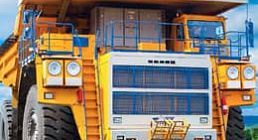 Power Machines para la empresa BELAZ